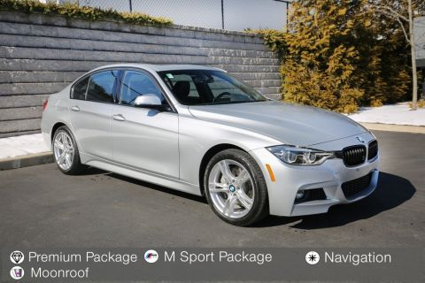 Pre-Owned 2018 BMW 340i xDrive 340i xDrive