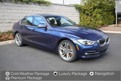 Certified Pre-Owned 2016 BMW 340i xDrive 340i xDrive