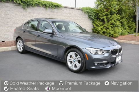 Certified Pre-Owned 2016 BMW 328i xDrive 328i xDrive