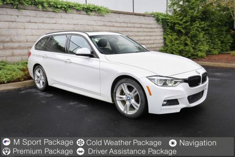 Pre-Owned 2016 BMW 328d xDrive 328d xDrive