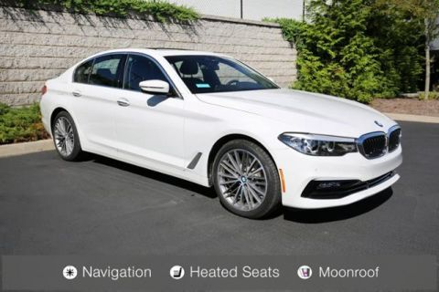 Pre-Owned 2018 BMW 530i xDrive 530i xDrive