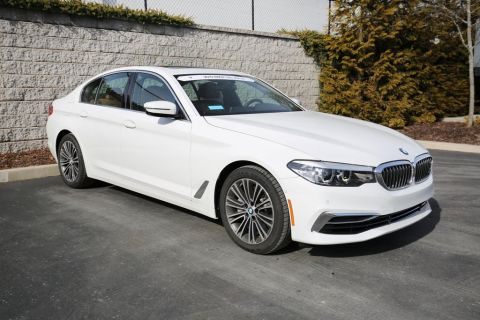 New 2019 BMW 530i xDrive 530i xDrive