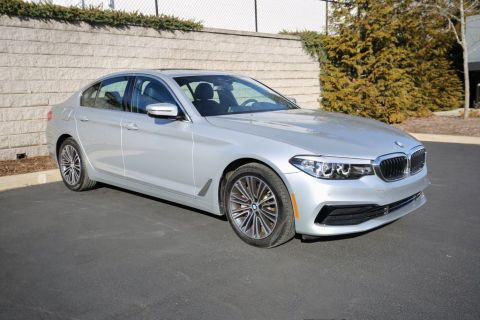 Pre-Owned 2019 BMW 540i xDrive 540i xDrive
