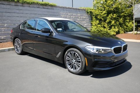 New 2019 BMW 540i xDrive 540i xDrive
