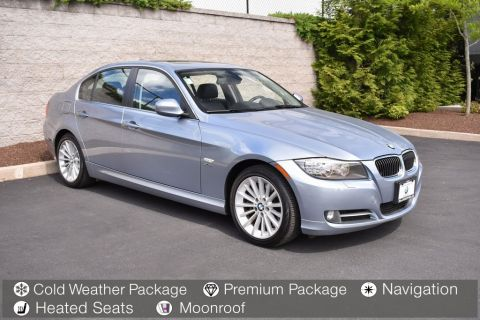 Pre-Owned 2011 BMW 335i xDrive 335i xDrive