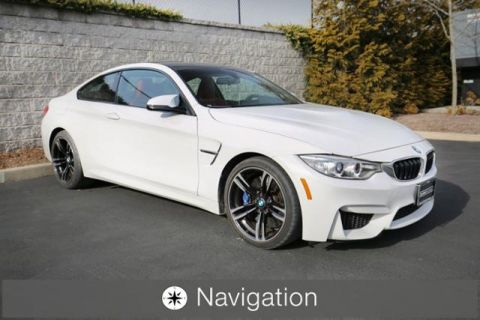Certified Pre-Owned 2016 BMW M4 Coupe BASE